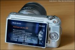 Ogni funzionalità di scatto è descritta con una guida a video.