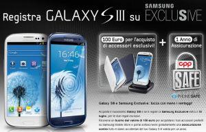 Promo Samsung SIII