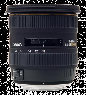Sigma 10-20 Sony